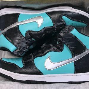 Nike sb Tiffany dunk High